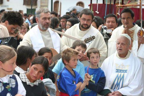 Padre Lorenzo Salinetti: Transitando el camino trazado por el padre Ugo