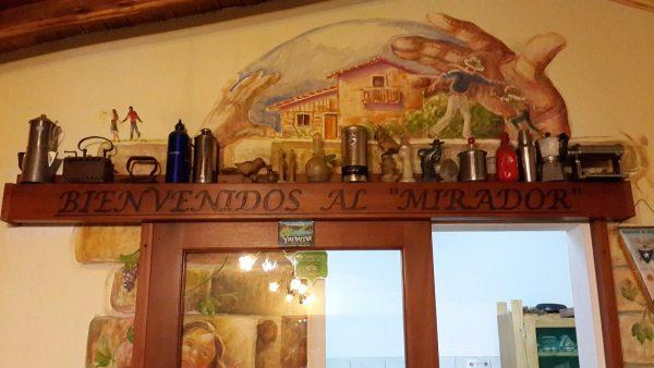 Restauran El Mirador Lodge
