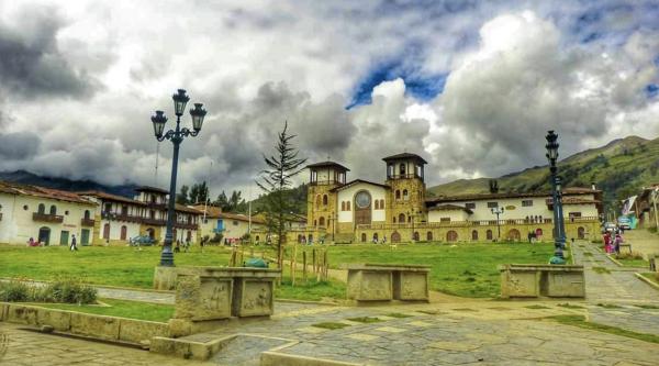 Plaza Ugo de Censi