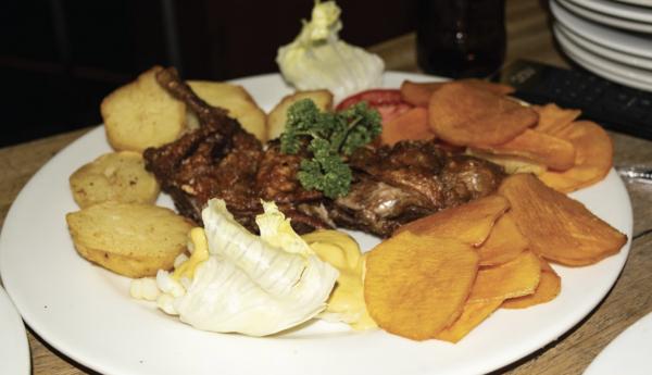 Restaurant Las Tejas Trattoria y Parrilladas