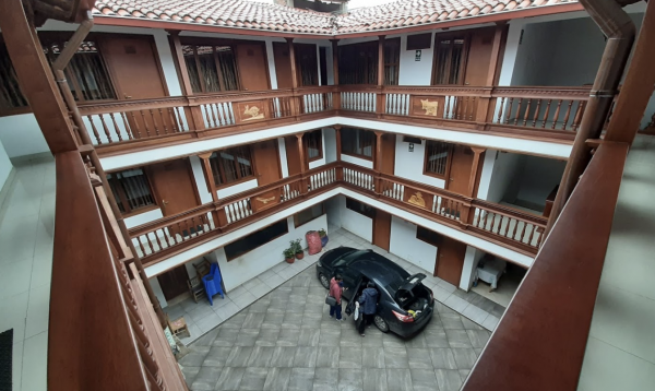 Hotel Plaza Chacas