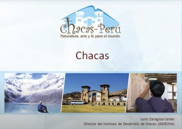 Circuito turístico: Chacas, naturaleza, arte y fe para el mundo