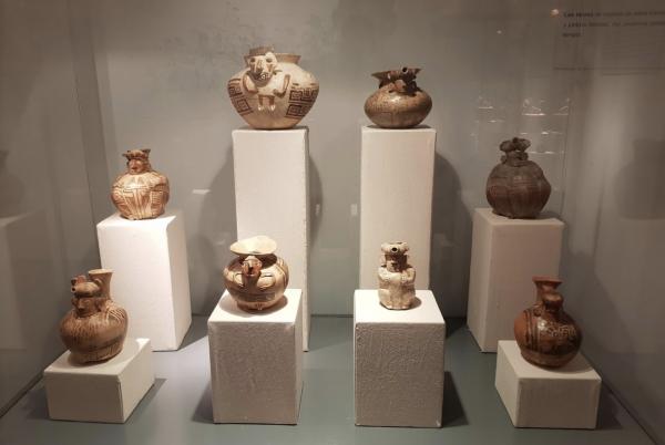 El Museo arqueológico de Chacas