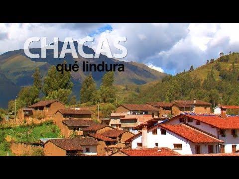 Reportaje al Perú: Chacas, qué lindura